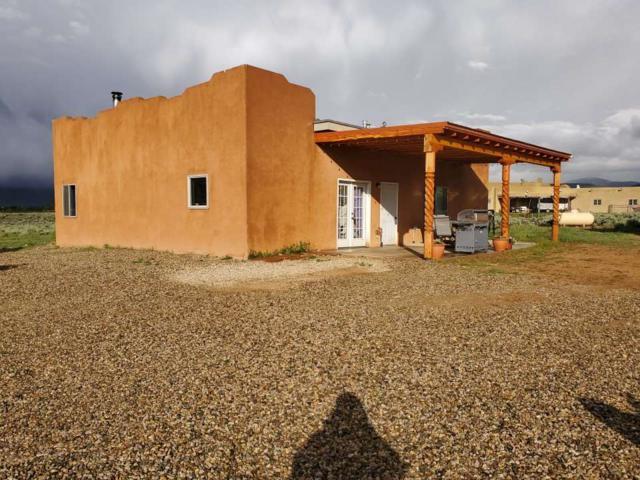61 Las Tusas, Ranchos de Taos, NM 87557 (MLS #103401) :: Page Sullivan Group | Coldwell Banker Mountain Properties