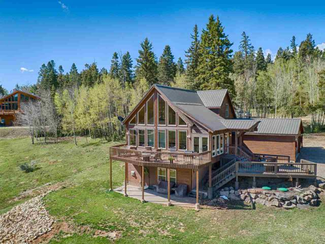 126 Via Del Rey, Angel Fire, NM 87710 (MLS #103424) :: The Chisum Realty Group