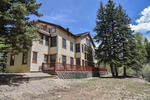 421 E River Street, Red River, NM 87558 (MLS #103425) :: The Chisum Realty Group