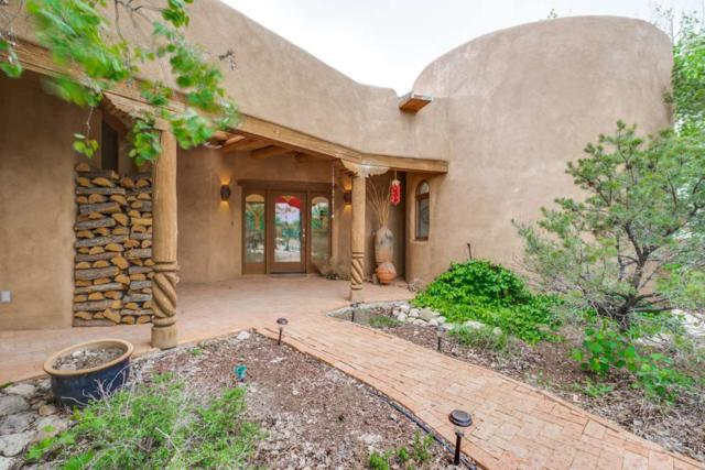 1007 Camino Del Monte, Taos, NM 87571 (MLS #103431) :: Angel Fire Real Estate & Land Co.