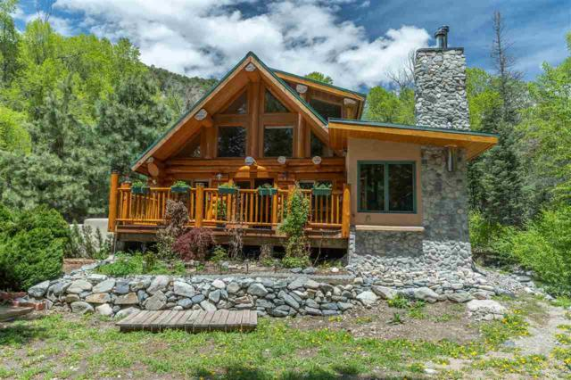 471 State Road 230, Valdez, NM 87580 (MLS #103440) :: Page Sullivan Group | Coldwell Banker Mountain Properties