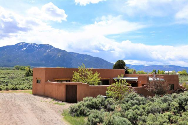 75 Lobo Road, Arroyo Seco, NM 87514 (MLS #103448) :: Page Sullivan Group | Coldwell Banker Mountain Properties