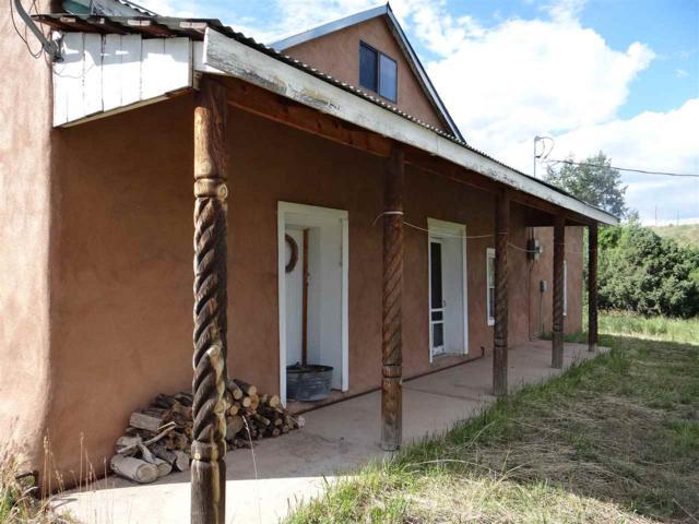 21 Upper Llano Rd, Llano de San Juan, NM 87543 (MLS #103519) :: The Chisum Realty Group