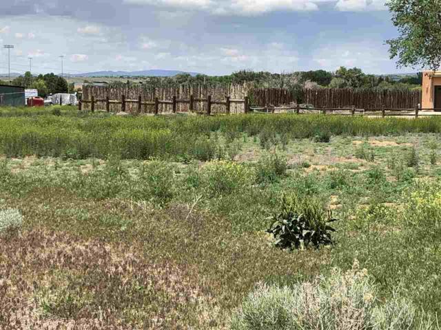 Lot 5 S Los Pandos Estates, Taos, NM 87571 (MLS #103521) :: The Chisum Realty Group
