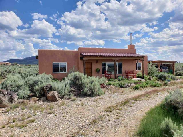 57 Camino De Los Arroyos, Ranchos de Taos, NM 87557 (MLS #103527) :: Page Sullivan Group | Coldwell Banker Mountain Properties