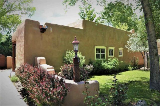 205 Upper Ranchitos Road, Taos, NM 87571 (MLS #103529) :: The Chisum Realty Group