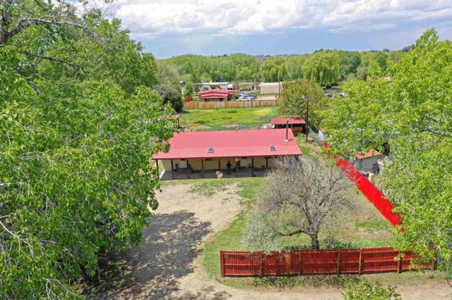 610 Don Jose Cortez, Taos, NM 87571 (MLS #103540) :: The Chisum Realty Group