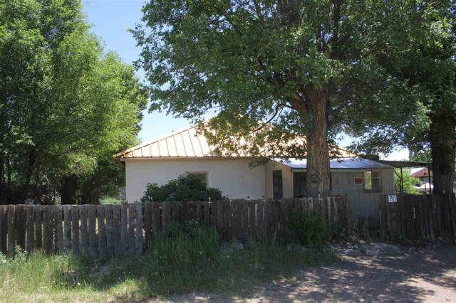 710 El Paso Avenue, Springer, NM 87747 (MLS #103562) :: The Chisum Realty Group