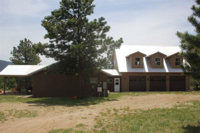 95 Windy Hill Road, Eagle Nest, NM 87718 (MLS #103570) :: The Chisum Realty Group