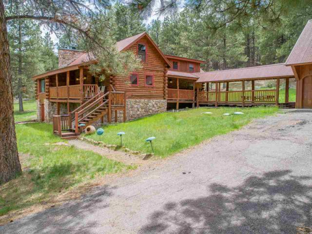 24 Golfview Terrace, Angel Fire, NM 87710 (MLS #103574) :: The Chisum Realty Group