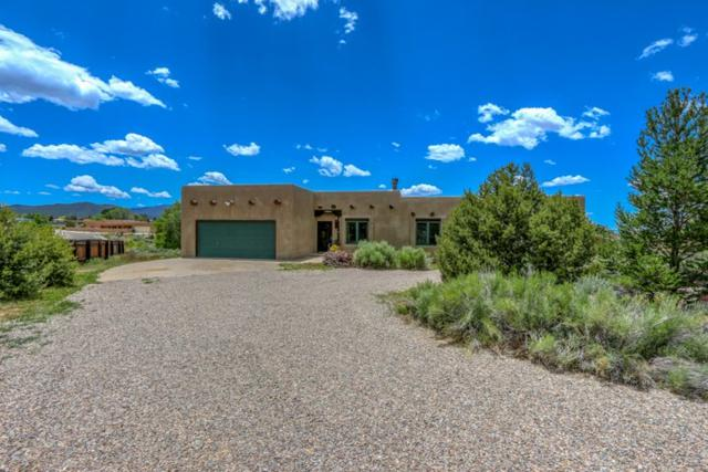 241 Morgan Road, Taos, NM 87571 (MLS #103576) :: The Chisum Realty Group