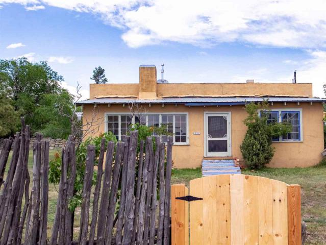408 N Euclid Street, Cimarron, NM 87714 (MLS #103580) :: Angel Fire Real Estate & Land Co.