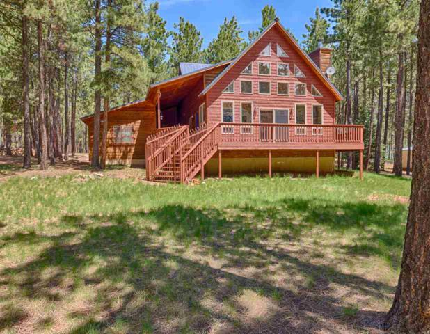 41 Lakeview Park Drive, Angel Fire, NM 87710 (MLS #103582) :: The Chisum Realty Group