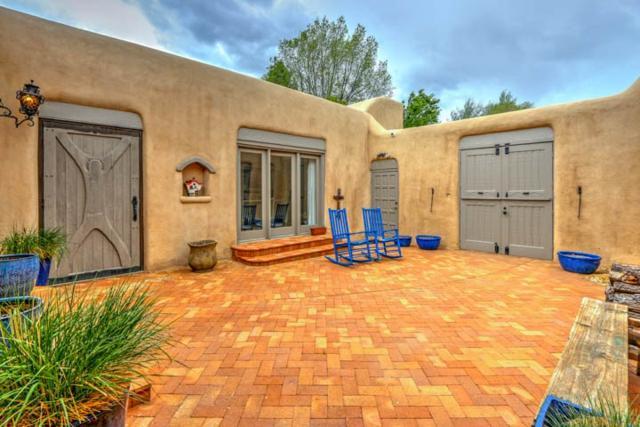 111 Morada Ln, Taos, NM 87571 (MLS #103589) :: Page Sullivan Group | Coldwell Banker Mountain Properties