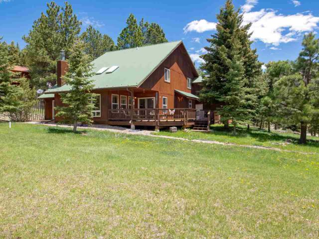 38 Tam O Shanter, Angel Fire, NM 87710 (MLS #103617) :: Page Sullivan Group | Coldwell Banker Mountain Properties