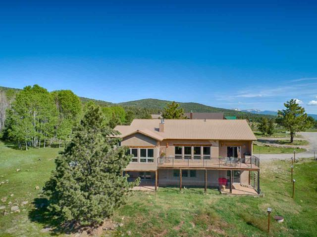 12 Hogan Circle, Angel Fire, NM 87710 (MLS #103625) :: Angel Fire Real Estate & Land Co.