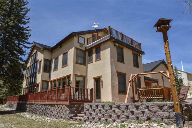 421 E River Street, Red River, NM 87558 (MLS #103628) :: The Chisum Realty Group