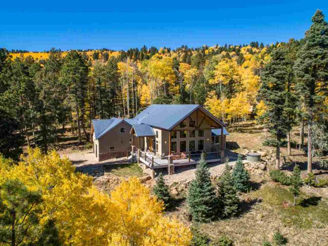 11 Via De Maria, Angel Fire, NM 87710 (MLS #103632) :: Angel Fire Real Estate & Land Co.