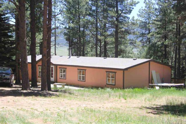 37 Conchas, Eagle Nest, NM 87718 (MLS #103641) :: Page Sullivan Group | Coldwell Banker Mountain Properties