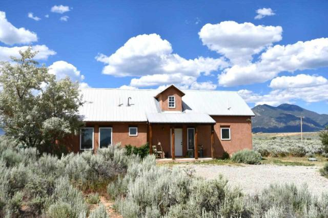 13 Sugar Lane, Taos, NM 87571 (MLS #103645) :: Angel Fire Real Estate & Land Co.