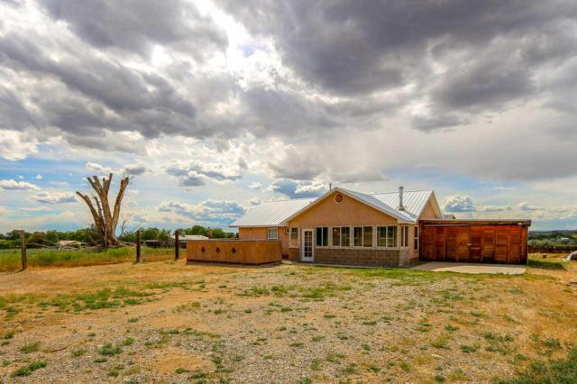 728 La Posta Place, Taos, NM 87571 (MLS #103648) :: Angel Fire Real Estate & Land Co.