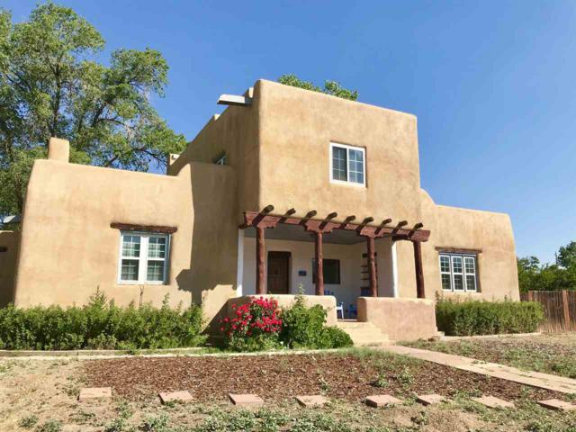 303 Pond Court, Taos, NM 87571 (MLS #103675) :: Page Sullivan Group | Coldwell Banker Mountain Properties