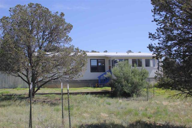 152 Lambert Hills, Cimarron, NM 87714 (MLS #103692) :: Angel Fire Real Estate & Land Co.