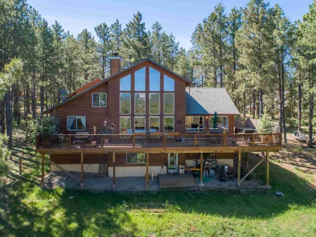38 Pinehurst Way, Angel Fire, NM 87710 (MLS #103698) :: The Chisum Realty Group