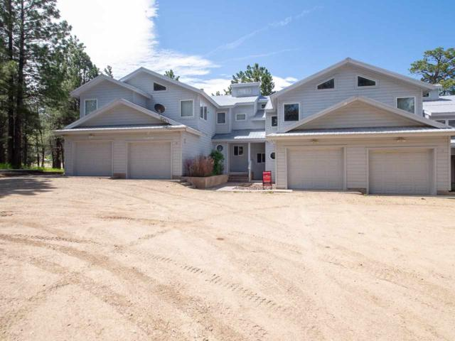 40 Mammoth Mountain Rd Mountain Haven 14, Angel Fire, NM 87710 (MLS #103705) :: The Chisum Realty Group