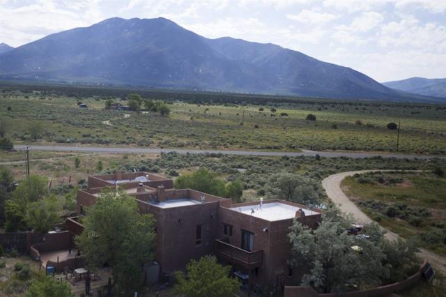 248 State Road 150, El Prado, NM 87529 (MLS #103706) :: The Chisum Realty Group