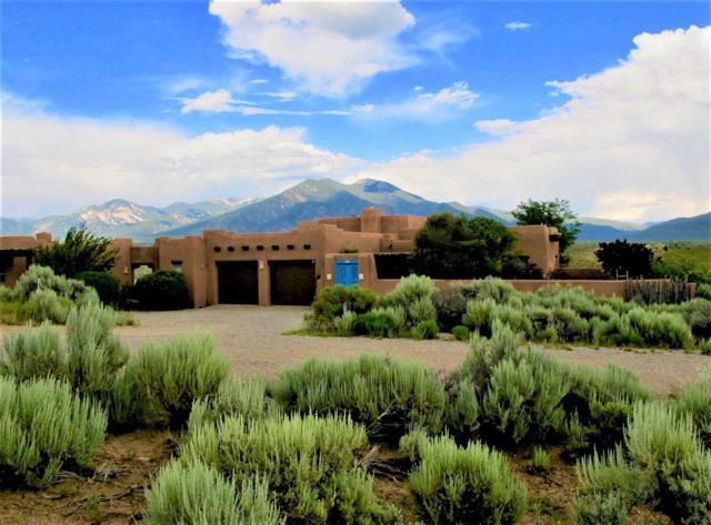 16 Villa Ventosa, El Prado, NM 87529 (MLS #103713) :: The Chisum Realty Group