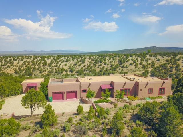 70 Sandia Canyon Road, Taos, NM 87571 (MLS #103719) :: Angel Fire Real Estate & Land Co.