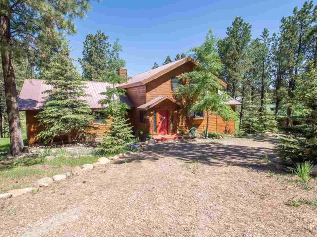 80 Spyglass Hill Rd, Angel Fire, NM 87710 (MLS #103729) :: Page Sullivan Group | Coldwell Banker Mountain Properties