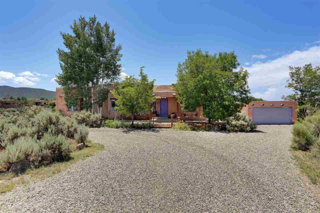300 Morgan Road, Taos, NM 87571 (MLS #103770) :: Page Sullivan Group   Coldwell Banker Mountain Properties
