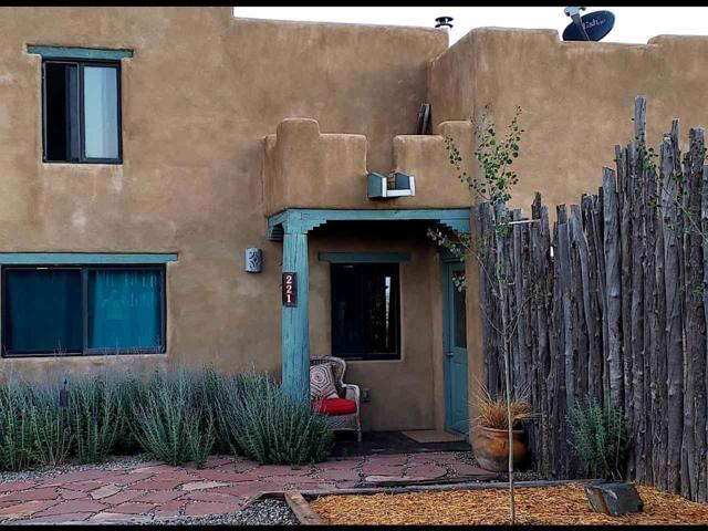 221 Tune Drive, El Prado, NM 87529 (MLS #103799) :: The Chisum Realty Group