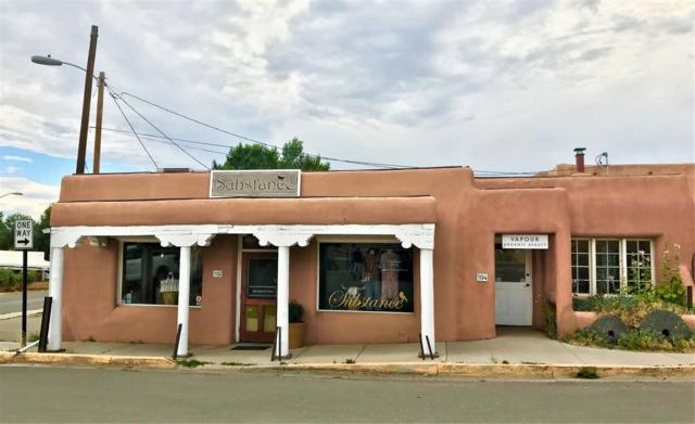 102 104 Dona Luz, Taos, NM 87571 (MLS #103820) :: Angel Fire Real Estate & Land Co.