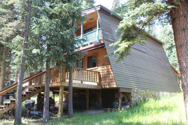 47 Monte Vista Rd, Red River, NM 87558 (MLS #103829) :: Angel Fire Real Estate & Land Co.