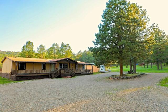 27 Pinecone, Angel Fire, NM 87710 (MLS #103832) :: Page Sullivan Group | Coldwell Banker Mountain Properties