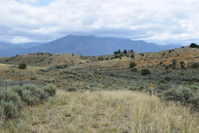 Nighthawk Trail Lot C, El Prado, NM 87529 (MLS #103856) :: Page Sullivan Group | Coldwell Banker Mountain Properties