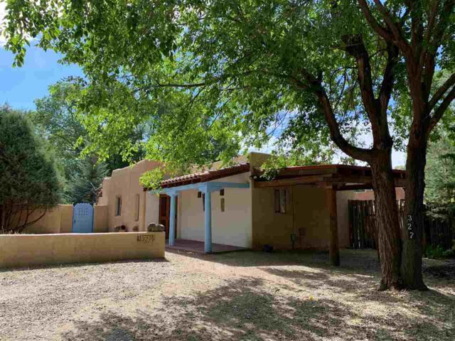 327 Santistevan Road, Taos, NM 87571 (MLS #103858) :: The Chisum Realty Group