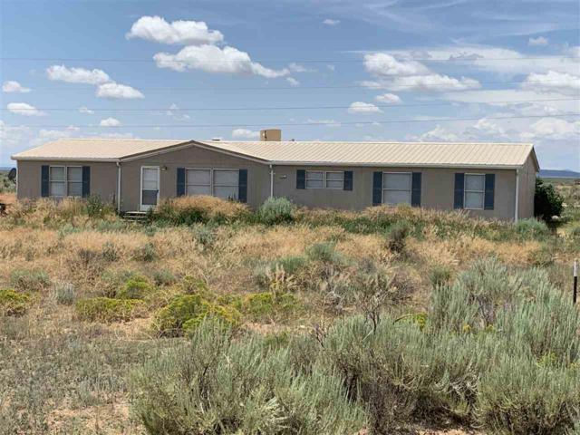 128 Toda Vista, El Prado, NM 87529 (MLS #103888) :: The Chisum Realty Group