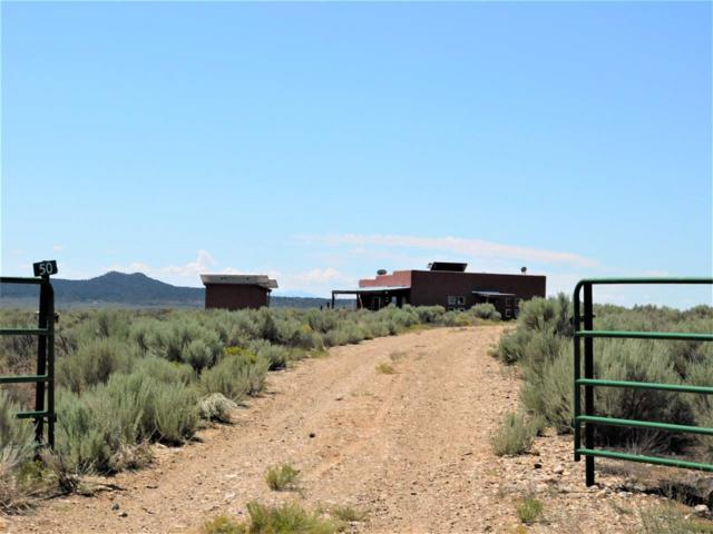 50 Coyote Moon, Tres Piedras, NM 87577 (MLS #103908) :: The Chisum Realty Group