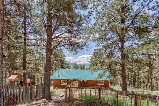 91 Country Club Rd, Angel Fire, NM 87710 (MLS #103910) :: Page Sullivan Group | Coldwell Banker Mountain Properties