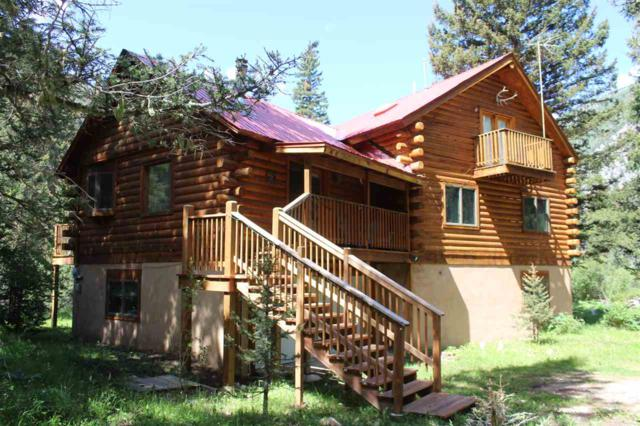 53 Wheeler Peak Rd, Red River, NM 87558 (MLS #103916) :: Angel Fire Real Estate & Land Co.
