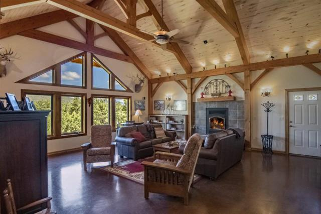37 Oakwood Lane, Angel Fire, NM 87710 (MLS #103927) :: Angel Fire Real Estate & Land Co.