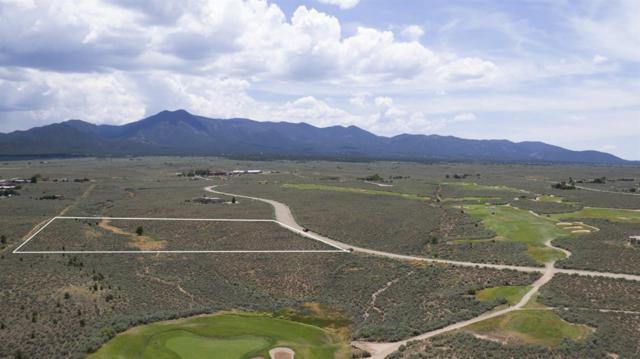 Lot 43 Taos County Club, Ranchos de Taos, NM 87557 (MLS #103929) :: The Chisum Realty Group