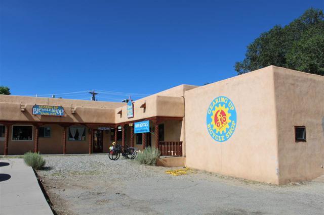 616 Paseo Del Pueblo Sur, Taos, NM 87571 (MLS #103930) :: Page Sullivan Group | Coldwell Banker Mountain Properties