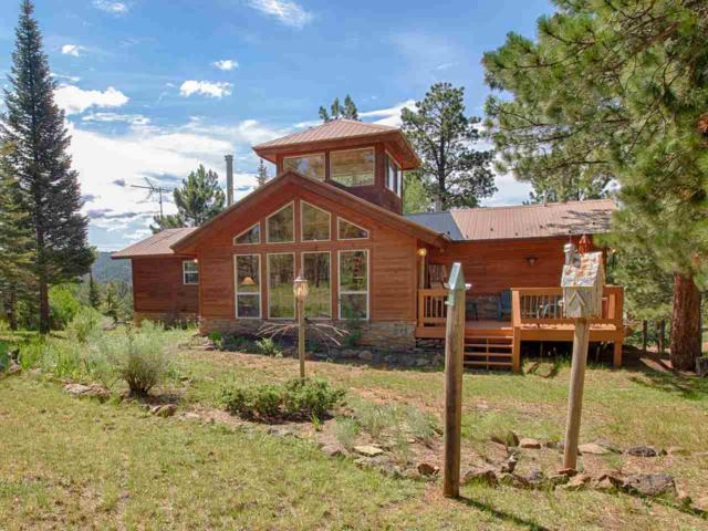 99 Via Del Rey, Angel Fire, NM 87710 (MLS #103933) :: The Chisum Realty Group