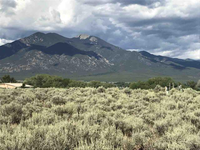 Mesa Vista Road, Taos, NM 87571 (MLS #103936) :: The Chisum Realty Group