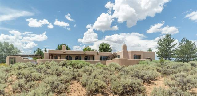27 North Mesa, Taos, NM 87571 (MLS #103938) :: Angel Fire Real Estate & Land Co.